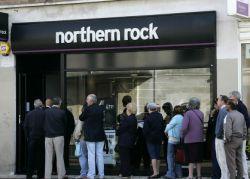 Падение Northern Rock спровоцировало кризис европейского рынка