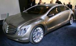 Mercedes-Benz представил концепт седана F700