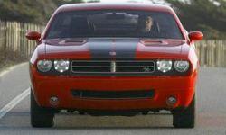 Первые три Dodge Challenger будут проданы на аукционе
