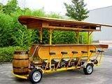В Вильнюсе появился пивбар на колесах