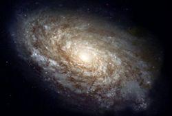 """Галактики способны \""""путешествовать\"""" по Вселенной?"""