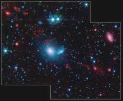 Нанесен очередной удар по современной космологии