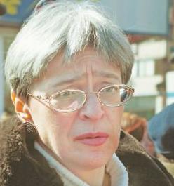Cледы убийц Политковской ведут в Киев