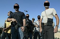 Багдад готовится запретить частные охранные фирмы