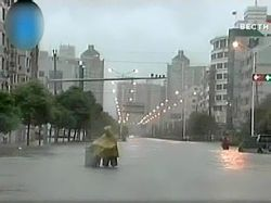 """Тайфун \""""Випа\"""" доберется и до Приморья"""