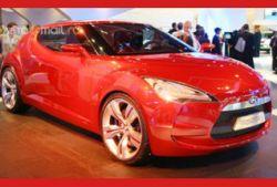 Hyundai сделала агрессивное купе