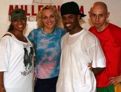 Группу Black Eyed Peas задержали на российской границе