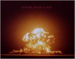 Американцы и израильтяне считают применение атомной бомбы нормальным