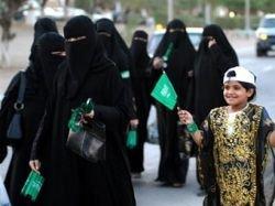 Саудовские женщины борются за право водить машину