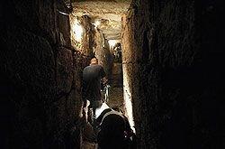 Израильские археологи обнаружили древний тоннель, спасший евреев от римлян