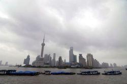 Китай борется с последствиями тайфуна «Випа» (фото)