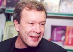 Писатель Виктор Ерофеев отмечает 60-летний юбилей