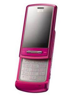 LG планирует выпустить розовый Shine