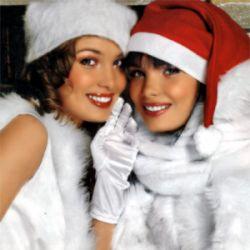 Откровенные кадры с сестрами-близнецами Арнтгольц (фото)