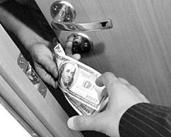 В Воронеже обнаружили новый способ передачи взяток