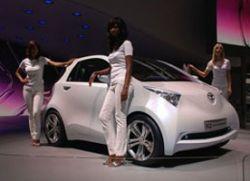 Новая Toyota iQ будет стоить 5 тысяч евро