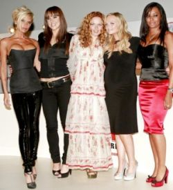 """Дженнифер Лопес выступит со """"Spice Girls"""""""