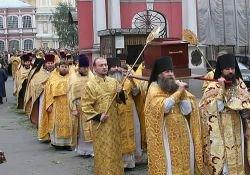 Петербург отдает Москве мощи Александра Невского
