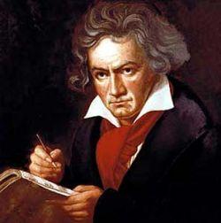 Волосы Бетховена превратили в алмаз