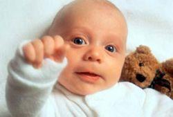Психологи пытаются разгадать мысли младенцев