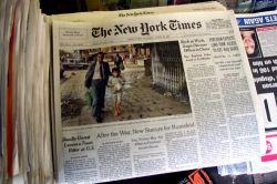 The New York Times сделала бесплатной себя в интернете и открыла доступ к огромному архиву