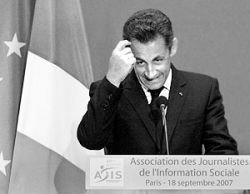 Саркози попал под суд