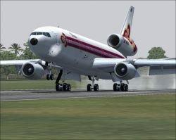 Самолет в Таиланде упал из-за неполадки детекторов