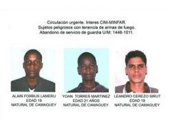 Кубинских солдат приговорили к пожизненному заключению за попытку бегства в США
