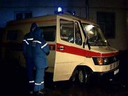 В Ленинградской области пассажирский автобус столкнулся с джипом