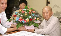 Старейший человек планеты решил жить вечно
