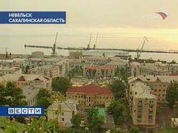 В районе Невельска произошло землетрясение силой 4-4,5 балла