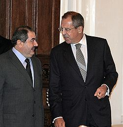 Россия покупает право на восстановление Ирака за $9 млрд