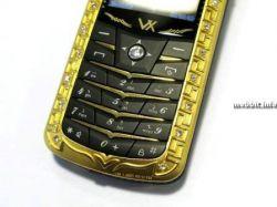 VX Royal III – телефон класса-люкс из Китая