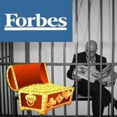 Богачи из списка Forbes оказались уголовниками