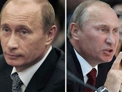 Новость на Newsland: Что случилось с лицом Путина?