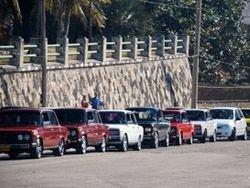 Клубу любителей российских машин на Кубе - 3 года