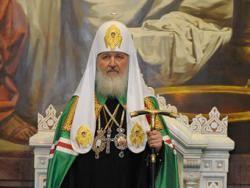 Патриарх Кирилл призвал строить храмы в спальных районах городов