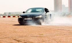 Проба Audi R8 - нож в спину Lamborghini
