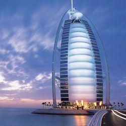 В Дубае появится семизвездочный отель