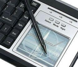 Недорогая клавиатура A1Pro с функцией распознавания рукописного текст