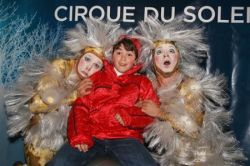 Бредовое шоу от цирка Cirque Du Solei (фото)