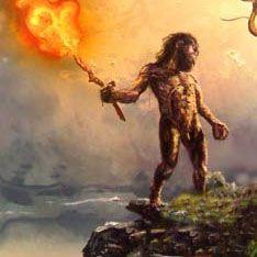 Первые люди оказались длинноногими и слабоумными