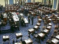 Сенат США заблокировал предложение демократов по прекращению финансирования боевых операций в Ираке