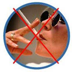 Китайцам запретят курить в такси
