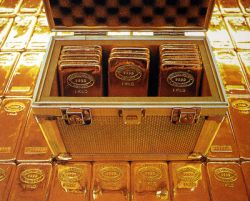 В добычу золота вкладываются металлурги и газодобытчики
