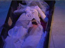 Обитель Зла в Киеве: премьера со стриптизом из гроба (фото)