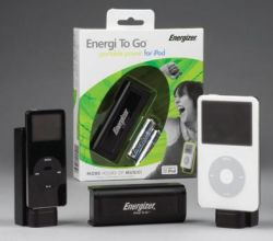 Зарядное устройство Energi To Go продлит жизнь вашему iPod-у