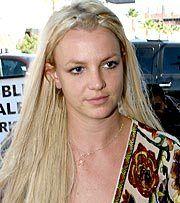 Бритни Спирс отправилась в загул сразу после приговора суда