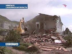 Сахалин получил первые 800 миллионов на восстановление после землетрясения
