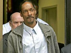 Рэппер Снуп Дог осужден на 3 года тюрьмы